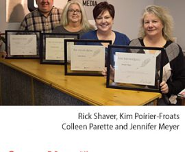 Seaway News Gathers Awards