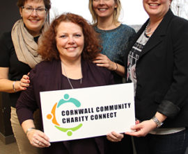 Local Charities Launch Cornwall Community Charity Connect
