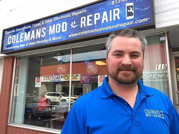 Coleman's Mod & Repair