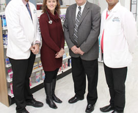 Cotton Mill Pharmacy Opens Its Doors