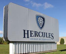 Hercules SLR Establishes Distribution Centre