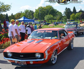 Car Show this Sunday in Lamoureux Park