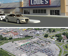 Lowe's to Establish New Store in Cornwall