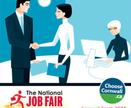 Cornwall to Exhibit at National Job Fair