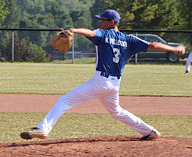 Senior Provincial Baseball Tournament in Cornwall