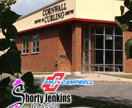Cornwall Curling Centre Draws Shorty Jenkins Classic