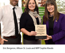 Smart Greens Wins Premier's Award