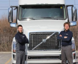 Cornwall Truck Maintenance Continues to Invest in Success