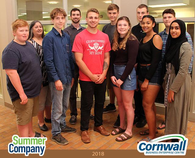Summer Company 2018 Cornwall