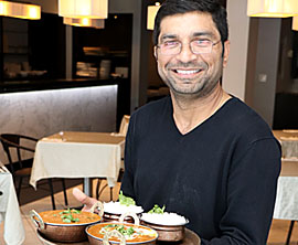 Tandoor House offers a Taste of India
