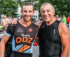 Cornwall Triathlon 2018