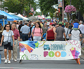 Food Fest Returns Downtown this Saturday