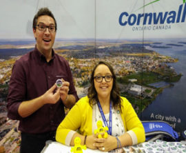 Cornwall Expands its Presence at the National Job Fair
