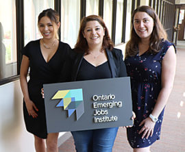 Ontario Emerging Jobs Institute Now Accepting Applications