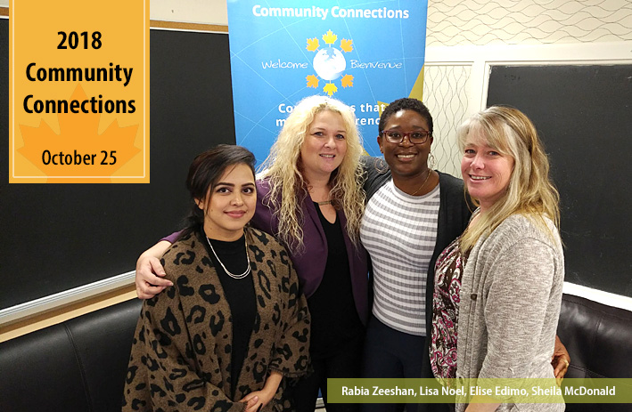 Community Connections Cornwall 2018