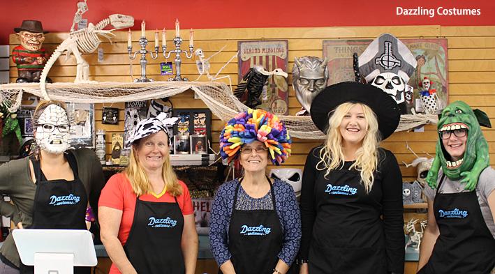 Dazzling Costumes Cornwall