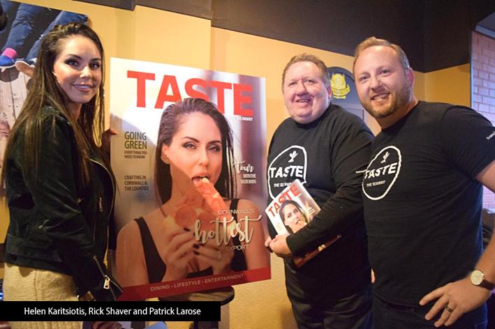 TASTE Magazine 2018