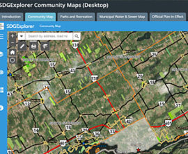 SDG Community Maps Now Available to the Public