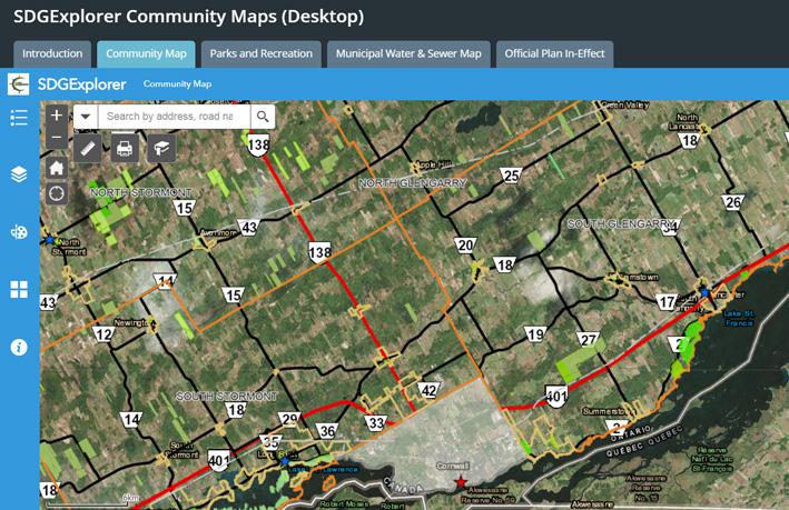 SDG Community Maps