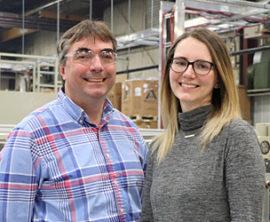 Laminacorr Increases Production at Cornwall Facility