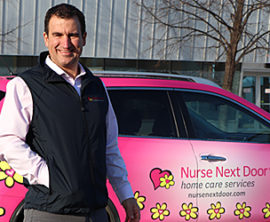 Nurse Next Door arrives in Cornwall