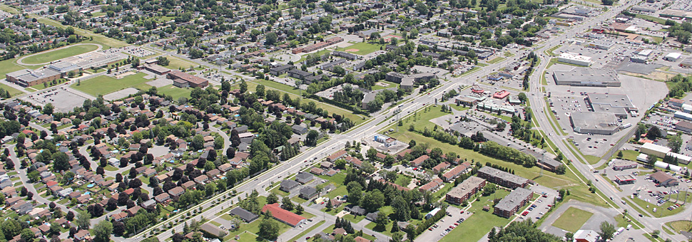 Commercial Real Estate in Cornwall Ontario