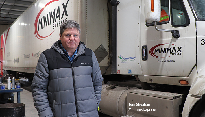 Minimax Express Transportation
