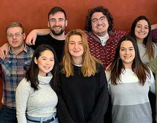 Ryerson University Cornwall Study Team