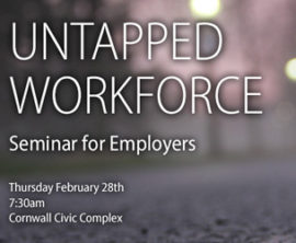 Seminar to Help Business Discover Untapped Workforce