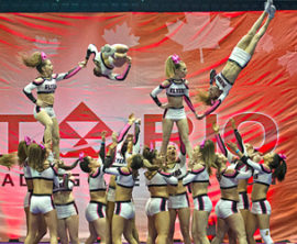 Winter Blast Cheerleading