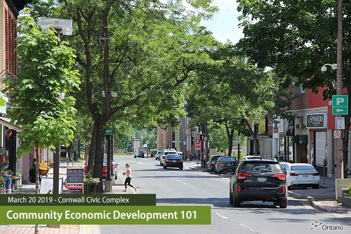 Community Economic Development 101