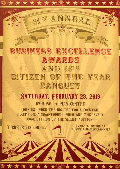 Chamber to Celebrate Business Excellence