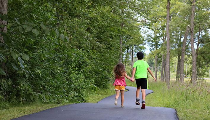 Cornwall Ontario Trails