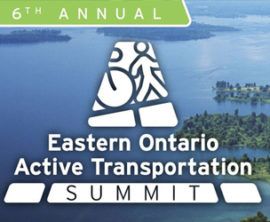 Eastern Ontario Active Transportation Summit Planned for June