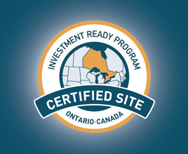 Cornwall Property Designated Investment Ready: Certified Site