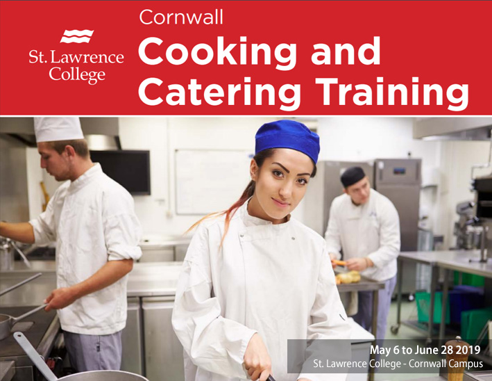 SLC Cooking and Catering Training Program