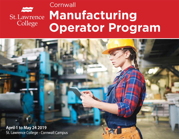 SLC Manufacturing Operator Program