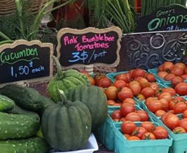 Workshop to Help Local Producers Succeed at Farmers Markets
