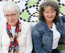 Quilt Show Cornwall 2019