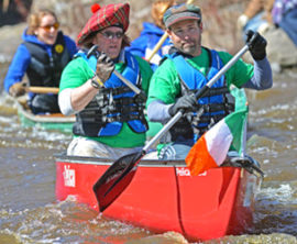 Raisin River Canoe Race this Sunday