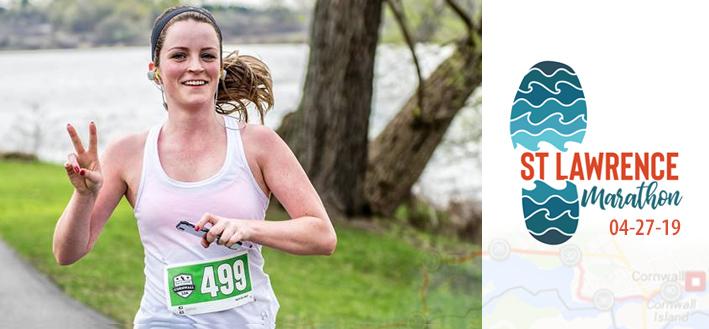 St. Lawrence Marathon 2019