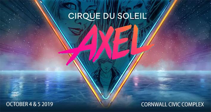 Cirque du Soleil AXEL Cornwall