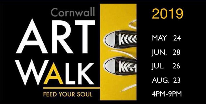 Cornwall Art Walk 2019