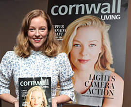 Cornwall Living Magazine - 2019 - Kelly Van der Burg