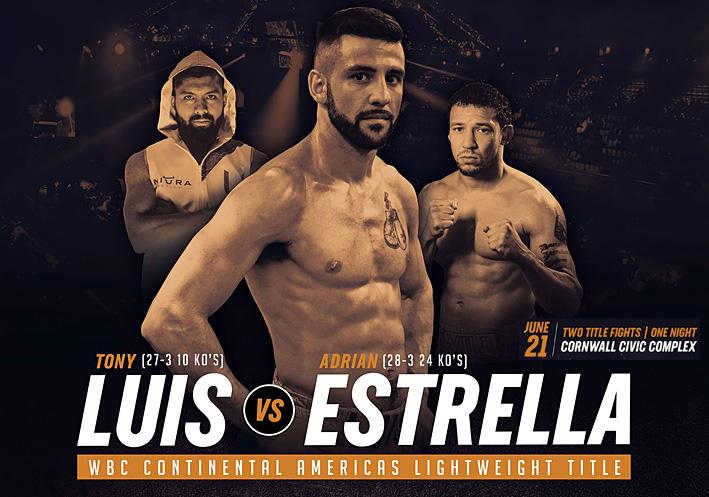 Tony Luis Fight 2019