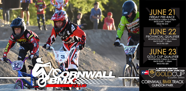 BMX Qualifier Race - Cornwall
