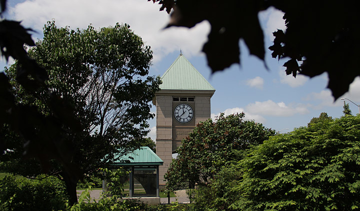 Clock Tower - Cornwall Ontario