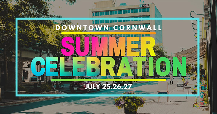 Downtown Cornwall Summer Celebration