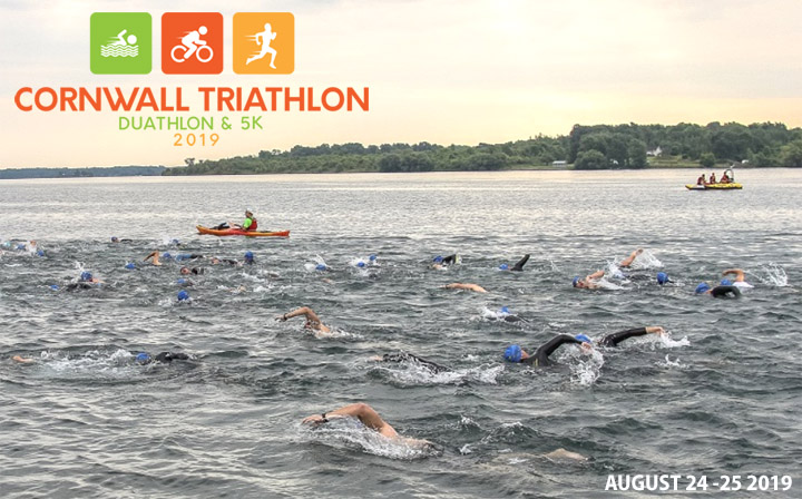 Cornwall Triathlon 2019