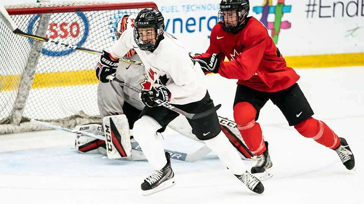 Team Canada Selection Camp Cornwall 2019